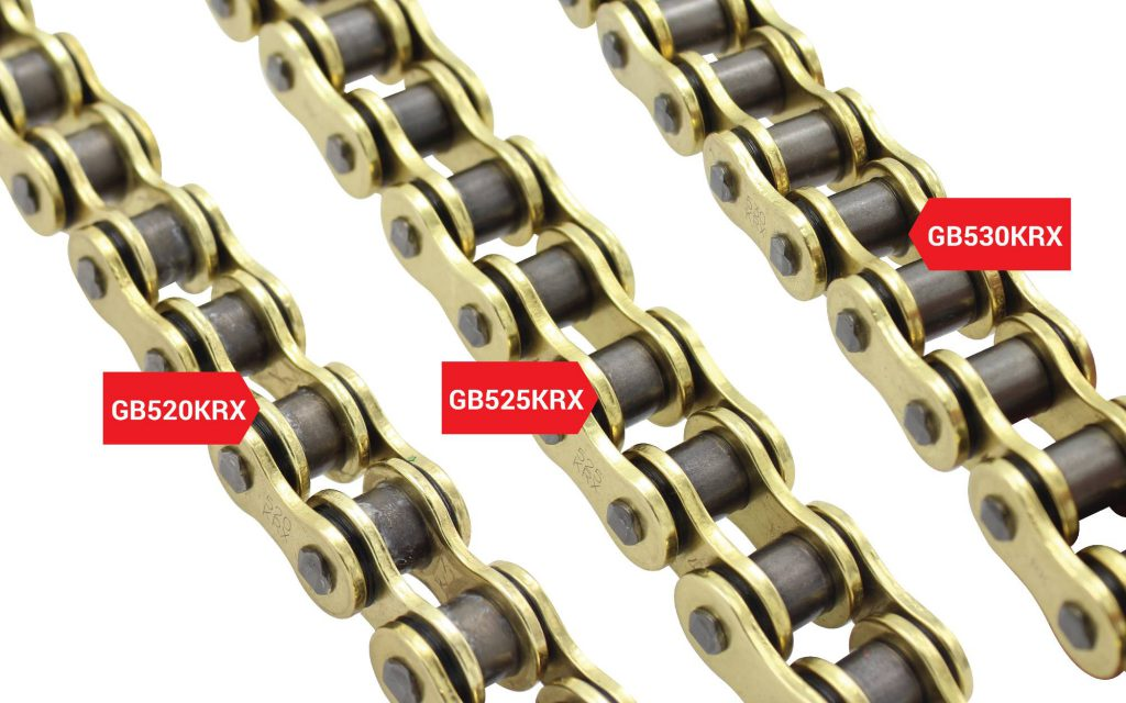 Chain All Series (Gold)
