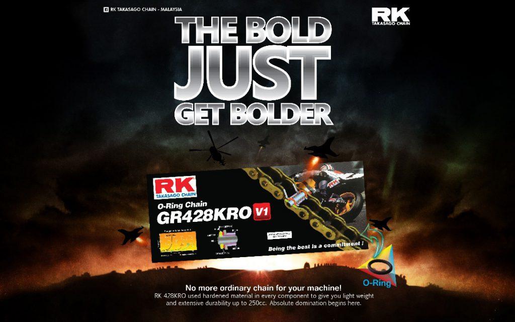 RK 428KRO Chain